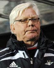 Nils Arne Eggen som trener